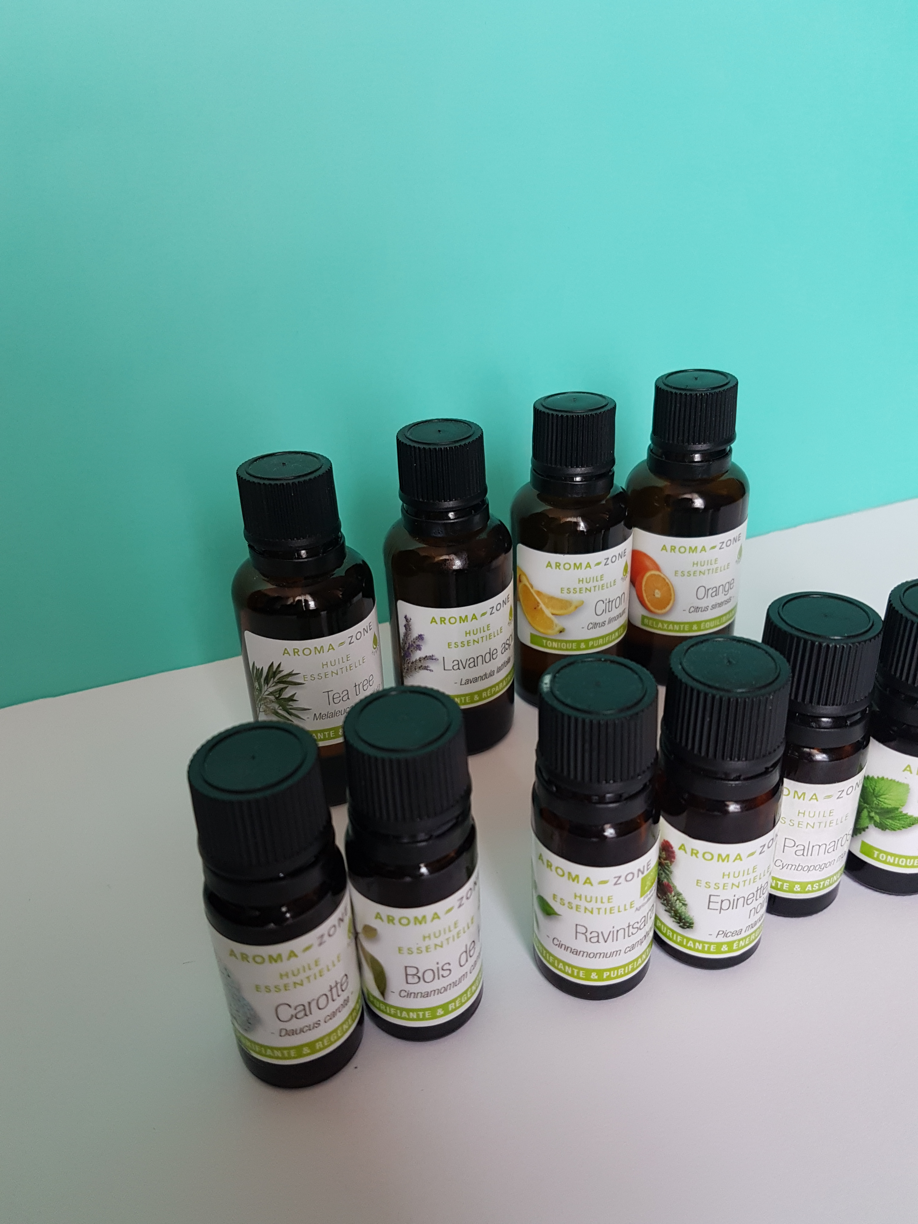 utilisations huiles essentielles